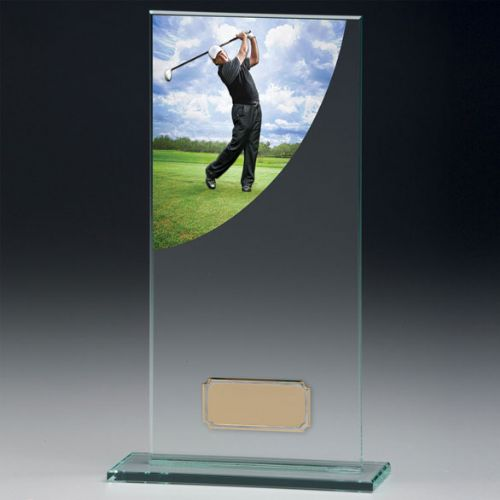 Colour Curve Golf Male Jade Crystal 180mm